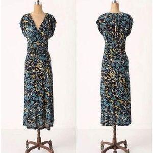 Anthroplogie Botanica Dusk Dress